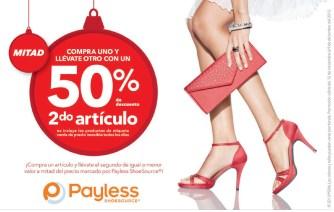 Payless egunto articulo mitad de precio - 29nov13