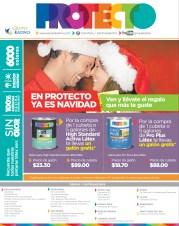 Pinturas PROTECTO promociones de navidad - 25nov13