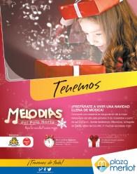 Plaza Merliot presenta MELODIAS del polo norte vive la navidad - 08nov13
