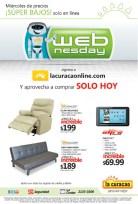Promocion Miercoles de precios bajos en LaCuracaonline.com - 20nov13