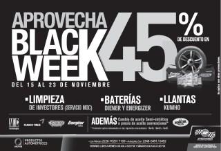 Promociones AUTOPITS black weekeend - 18nov13