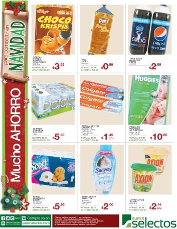 Promociones Super Selectos el salvador hoy - 08nov13