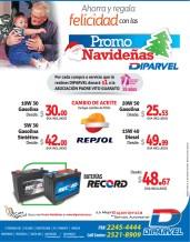 Promociones navideñas DIPARVEL - 18nov13