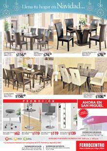 Promociones y Ofertas FERROCENTRO muebles para todos - 21nov13