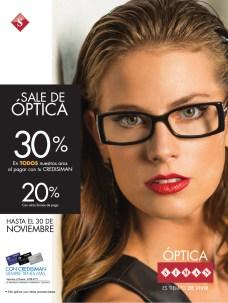 SALE Friday en OPTICA Siman - 22nov13
