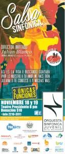 SALSA sinfonica Orquesta sinfonica juvenil