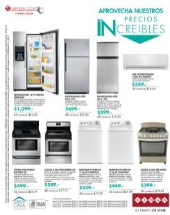 Siman.com precios increibles en LINEA blanca - 14nov13