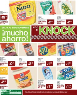 Super Selectos KNOCKOUT de precios -- 15nov13