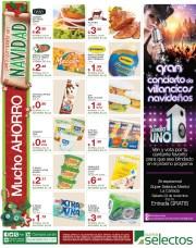 Super Selectos Ofertas y concierto navideños de villancicos - 21nov13