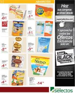 Super Selectos ofertas mucho ahorro --- 29nov13