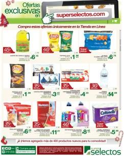 SuperSelectos.com ofertas exclusivas visita tienda online - 15nov13