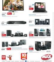 Tiendas MAX ofertas BLACK Weekend philips 2013