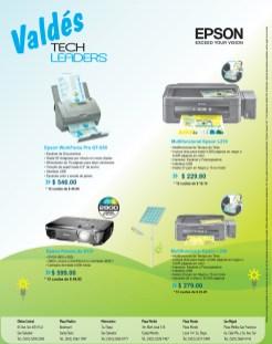 VALDES Tech Leaders ofertas impresores EPSON - 19nov13