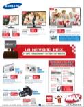 Audio Video Camaras TV smart ofertas MAX - 12dic13