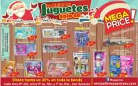 Bonitos JUGUETES ofertas MEGA PRICE el salvador - 19dic13