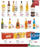 Cervezas Bud lite Budweiser ofertas super selectos - 23dic13
