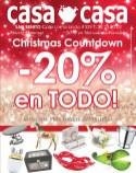 Christmas CountDown discounts CASA CASA - 17dic13