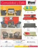 Comodidad y Estilo sofas salas jardines VIDRI - 18dic13