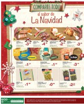 Comparte el sabor de navidad Super Selectos promociones - 23dic13