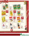 Comparte el sabor de navidad Super Selectos promociones -- 23dic13