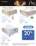 Deluxe advanced beds and confort INDUFOAM ofertas SIMAN - 19dic13