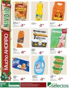 Descuentos de Navidad Super Selectos ofertas