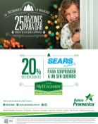 Descuentos en SEARS gracias Banco Promerica - 13dic13