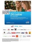 Descuentos y Beneficios tarjetas banco CITI - 27dic13