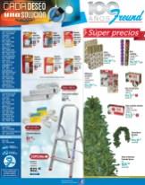 Ferreteria FREUND oferta adornos navideños - 13dic13