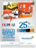 Kalea descuento tarjetas del Banco Agricola - 12dic13