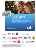 Las mejores promociones con tarjetas CITI - 19dic13