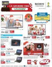MAX descuentos de navidad en electronicos - 14dic13