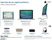 Mac Book Air Mac Book Pro el salvador Mac Store savings - 13dic13