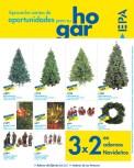 Nacimientos Adornos Arbolitos Todo la Navidad EPA promociones - 06dic13