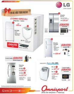 Omnisport.com electrodomesticos LG ofertas - 18dic13
