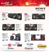 Promociones Navideñas 2013 La Curacao el salvador Audio SONY - page 19