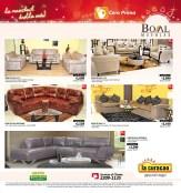 Promociones Navideñas 2013 La Curacao el salvador BOAL Muebles - page 7