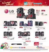 Promociones Navideñas 2013 La Curacao el salvador LG stereo - page 24