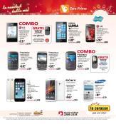 Promociones Navideñas 2013 La Curacao el salvador Moviles Smart Phomes - page 27