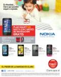 Promociones de navidad CLARO moviles NOKIA Luimia Asha - 19dic13