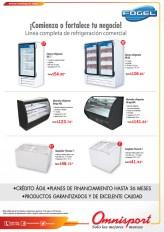 Refrigerancion Comercial FOGEL en OMNISPORT - 02dic13