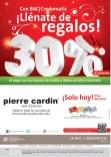 Regalos Descuentos PIERRE CARDIN con Bac Credomatic - 21dic-13