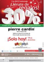 Regalos de navidad PIERRRE CARDIN con descuento -14dic13