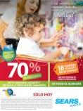 SEARS descuentos de hoy en juguetes y mercaderia navideña - 17dic13