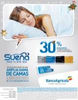 SUEÑA pára dormir bien descuento Banco Agricola - 13dic13