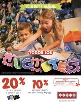 Solo hoy y mañana SIMAN descuentos en juguetes - 23dic13
