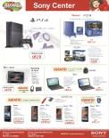 Sony Center despide el año ofertas - 27dic13