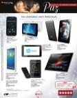 Sony xPeria Tablet Samsung Galaxy Tab ofertas SIMAN - 23dic13
