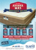 Supreme Comfort SUEÑA beds savings - 20dic13