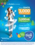 TIGO promociones navegacion en internet - 13dic13